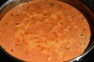 Curry tomato sauce with coconut - Bachelors Test Kitchen